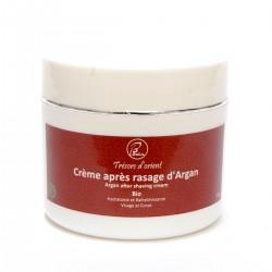 Crème d'Argan après rasage ou épilation 50g