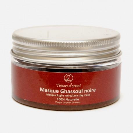 Masque de Ghassoul (Argile noir) 100g
