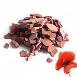Rhassoul Ghassoul à Poudre de coquelicot (aker fassi) 100g Bio et naturelle