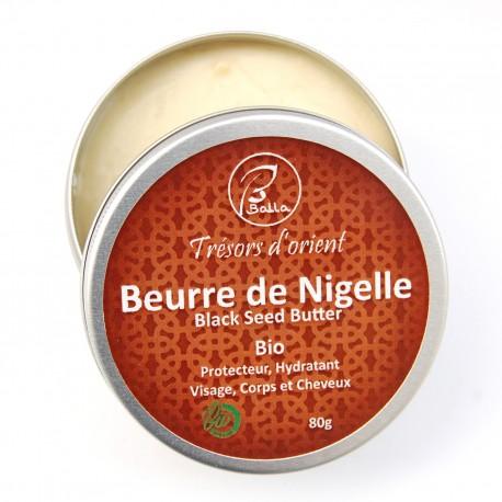 Beurre de Nigelle bio et naturel 80g