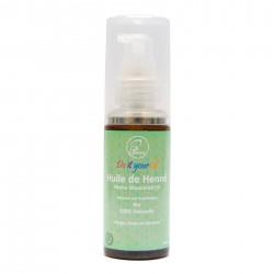 huile de Henné bio 60ml, Bio et naturelle