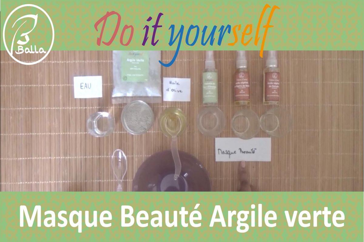 Vidéo : Masque Spécial peaux grassess