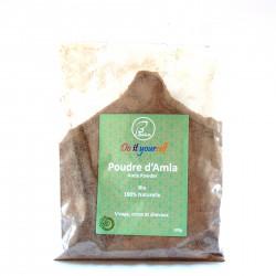 Poudre ayurvédique d'Amla Bio et Naturelle 100g