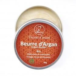 Beurre d'Argan Bio 80g