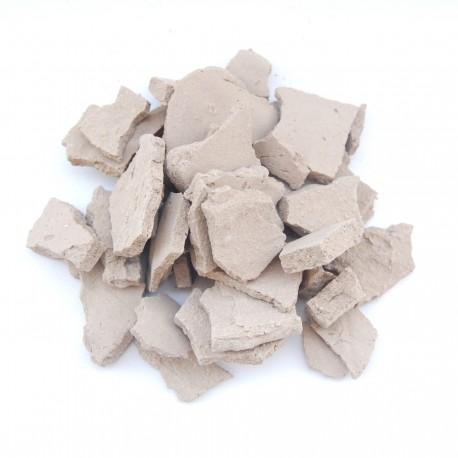 Rhassoul à la poudre d'Argan bio et naturel 100g