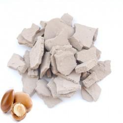Rhassoul Ghassoul à la poudre d'Argan bio et naturel