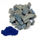 Rhassoul Ghassoul de Nila indigo en plaquettes bio et naturel