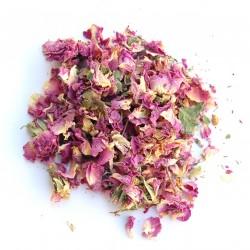 Boutons de Roses séchés 50g Bio et naturels